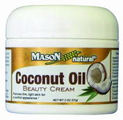 Mason Natural Coconut Oil Beauty Cream, 60ml