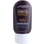 Aubrey Organics, Men's Stock, Daily Moisturiser, 2 fl oz