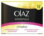 Olaz (Olay) Complete Moisturiser Day Cream with UV Protection 50 ml Pot
