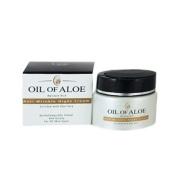 Oil of Aloe Anti Wrinkle Anti Ageing Night Moisturiser Cream 50ml