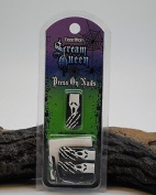 FRIGHT NIGHT PRESS ON NAILS SCREAM QUEEN #68709