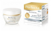 Dax Cosmetics- Perfecta Exclusive 65+ INTENSIVELY Anti-wrinkle Day and Night Cream for DRY SKIN- 50ml