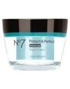 No7 Protect & Perfect Intense night Cream 50ml