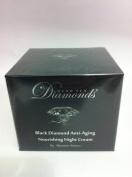 Dead Sea Diamonds - Black Diamond Anti-ageing Nourishing Night Cream - 50ml