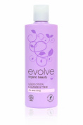 Evolve Liquid Crystal Cleanse and Tone
