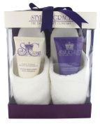 Style and Grace Rest and Relaxation Slipper Set