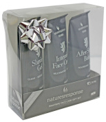 Pinstripe Face Care Gift Set