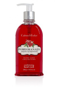 Crabtree and Evelyn Pomegranate/ Argan and Grapeseed Conditioning Hand Wash 250ml