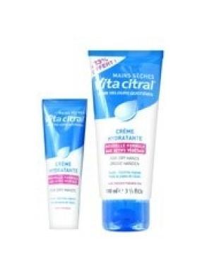 Vitalcitral Moisturising Hand cream for Dry Hands 100ml + 33% Free