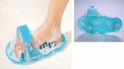 Shower Foot Scrubber Brush / Spa (1033) Wash & Massage your feet as you shower.
