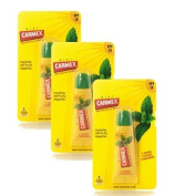 Carmex Lip Balm Tube Mints 10gm-PACK OF 3
