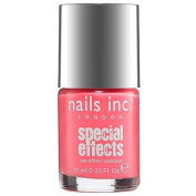 Nails Inc Special Effects Islington Crackle Top Coat Pink 10ml