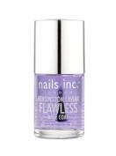 Nails inc Kensington Caviar Flawless base coat