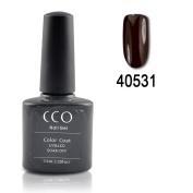 CCO Nail Gel #31 Asphalt - UV Gel Soak off Gel