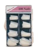 Millennium Nails Salon Gold Tip - MIL100MNS04