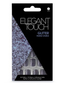 Elegant Touch Glitter Nails with Adhesive Tabs Razzle Dazzle