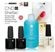CND - Shellac Treatments Kit