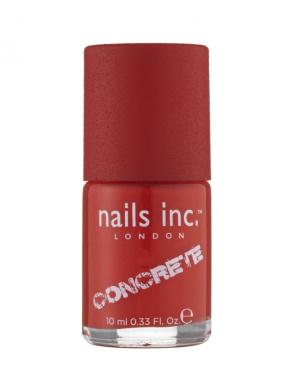 Nails inc Marble Arch Concrete polish