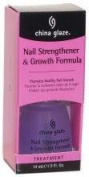 China Glaze Nail Strengthener and Growth Formula (0.5 Fl oz) [Misc.]