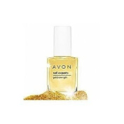 Nail Experts 24k Gold Strength from Avon for Stronger Nails with a Natural Looking Glow 12ml