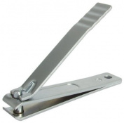 Remos toenail clippers with straight edge