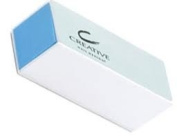 Creative CND Nail File/ Buffer For Acrylic & Gel Nails - Glossing Block