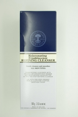 Neal's Yard Remedies Rejuvenating Frankincense Refining Cleanser 100g