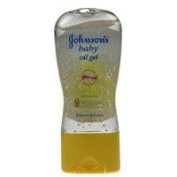 Johnson's Baby Oil Gel With Camomile 200ml