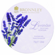 Bronnley Lavender Dusting Powder 75g