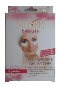 Anti-Wrinkle Gel Patches for the Eye-Contour with Phyto-Collagen & Hyaluronic Acid - 1 box of 6 Patches