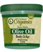Africas Best Ultimate Organics Olive Oil Body Whip Moisturising Cream