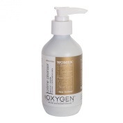Oxygen Women Creme Cleanser with Apricot and Jojoba for Normal/ Combination Skin 200ml