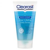 Clearasil Daily Clear Clear n Refine Daily Scrub 150ml