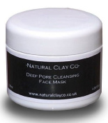 Mens deep pore cleansing face mask 120ml