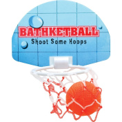 "Bath Basketball Hoop Bath Games - Comes with 3 balls - "" Shoot some hoops"""