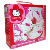Hello Kitty 10 Person Party Pack