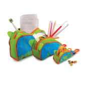 Trunki Travel Chums Wash Bag, Pencil Case and Purse
