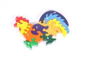 Creative Toys Numerical Cockerel Jigsaw
