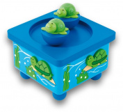 Ulysse Turtle Music Box