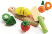 Djeco Fruits And Vegetables Set