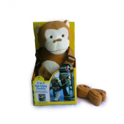 GIVESURPRISE HARNESSES STRAP-6 Monkey-Style Anti-Lost Kid Safety Backpack Strap