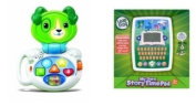 LeapFrog Bundle My Talking LapPup Scout & My Own Story Time GREEN