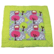 Large Mat - Owls' Forest