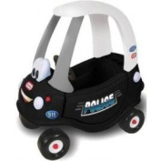 Little Tikes Police Car Cosy Coupe Ride-On
