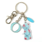 Me to You Tatty Teddy - Letter O - Keyring Charm