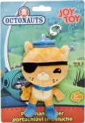 Joy Toy Octonauts 13cm Kwaazi Plush Keychain on Backer Card