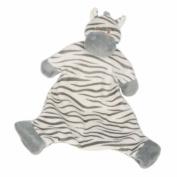 Zooma Zebra Soft Baby Comfort Blanket Comforter