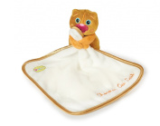 Little Helper Oops Sumptuously Soft and Multi Textured Baby Doudou Comforter with Soft Toy Bear