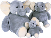 Histoire d'ours Bear Story Safari Animals 23 cm Elephant Boxed