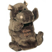 Histoire d'Ours 25 cm Hippo Hand Puppet
